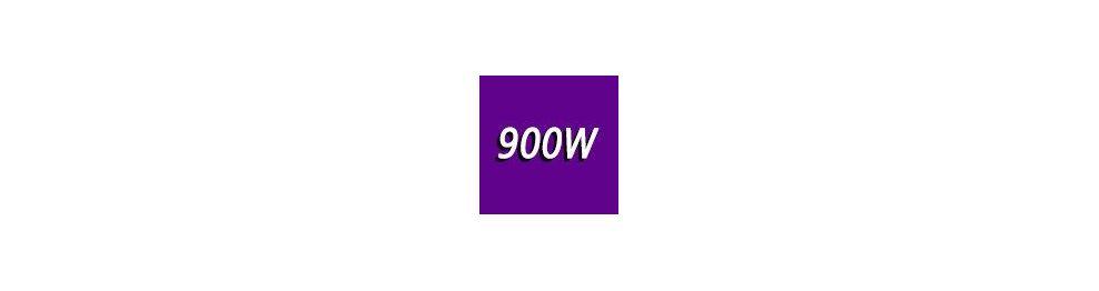 900 - 1000 Watts