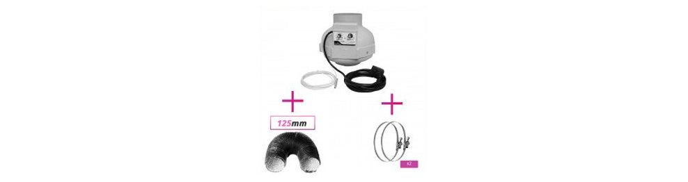 Thermo controller extractor pack