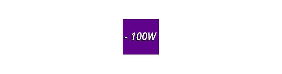 0 - 100 Watts