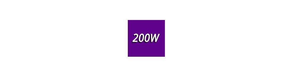 200 - 300 Watts