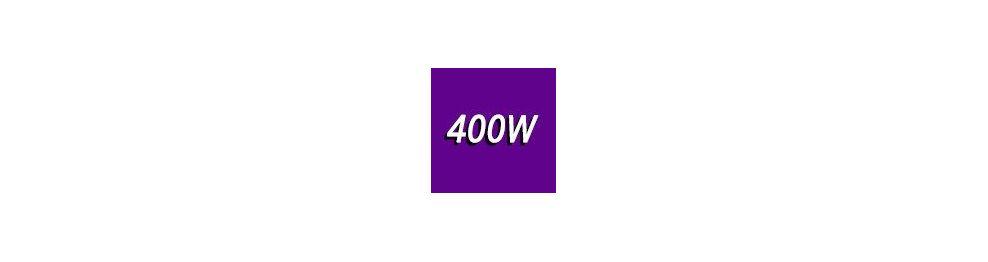 400 - 500 Watts