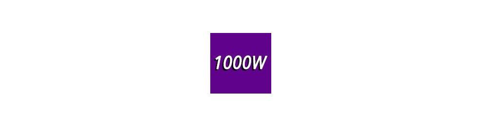 1000W et +