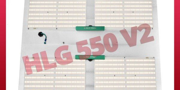 HLG 550 V2 - High Performance LED Indoor Plant Light - Horticulture Lighting Group