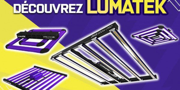 LUMATEK LED lights are on GrowLED!