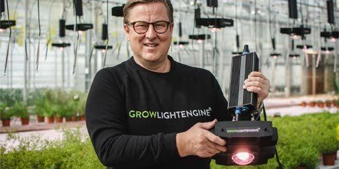 Discover GrowlightEngine 300W at GrowLED!